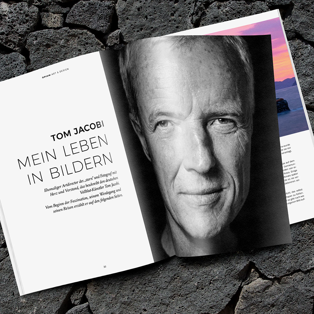 Tom Jacobi in Ausgabe #1