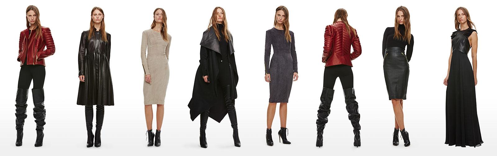 Ein Designer mit markanten Dreadlocks legt neue Modetrends